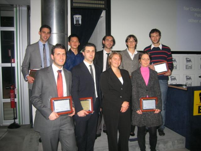 Premio Sclocchi 2008