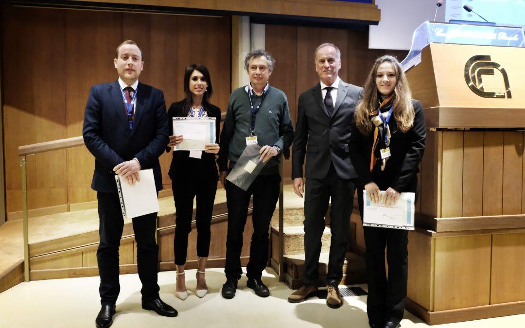 Premio AGLC 'Licio Cernobori' – Vincitori