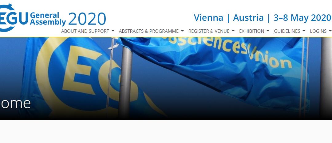 EGU 2020 – Call For Abstracts – ESSI2.1 – Metadata, Data Models, Semantics and Collaboration – IJGI Special Issue On Denotation and Connotation in Web Semantics, Collaboration and Metadata