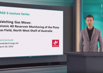 EAGE E-Lecture: Watching Gas Move: Seismic 4D Reservoir Monitoring of… by André Gerhardt