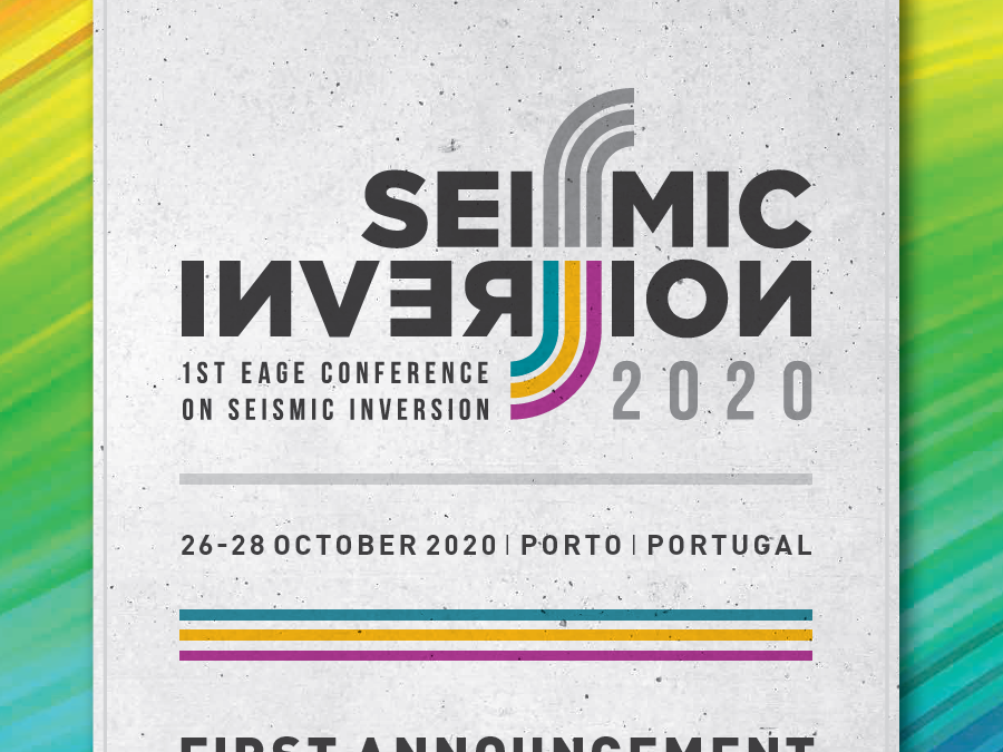First EAGE Conference on Seismic Inversion | 26 – 28 October 2020, Porto, Portugal
