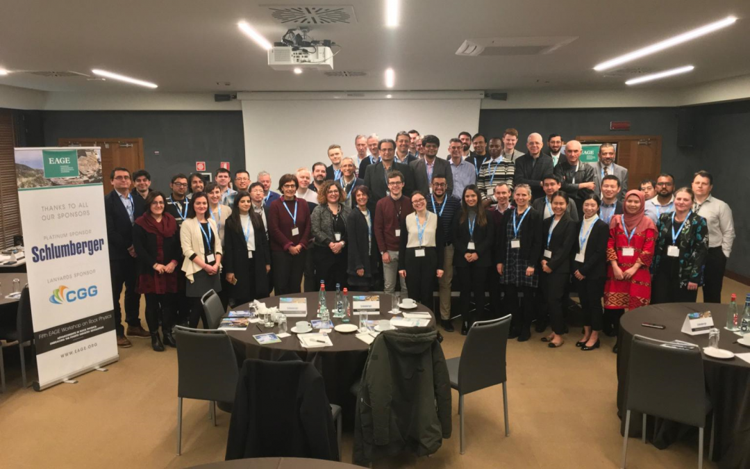 MILAN 2020: THE 5TH EAGE ROCK PHYSICS WORKSHOP