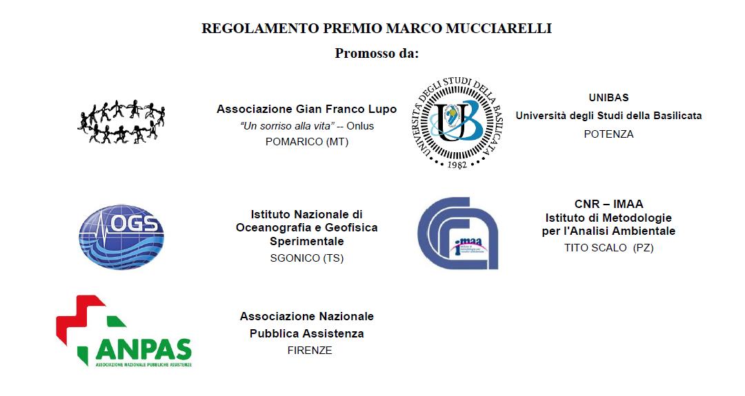 """Premio di Laurea """"Marco Mucciarelli"""" Seconda edizione – 2019"""