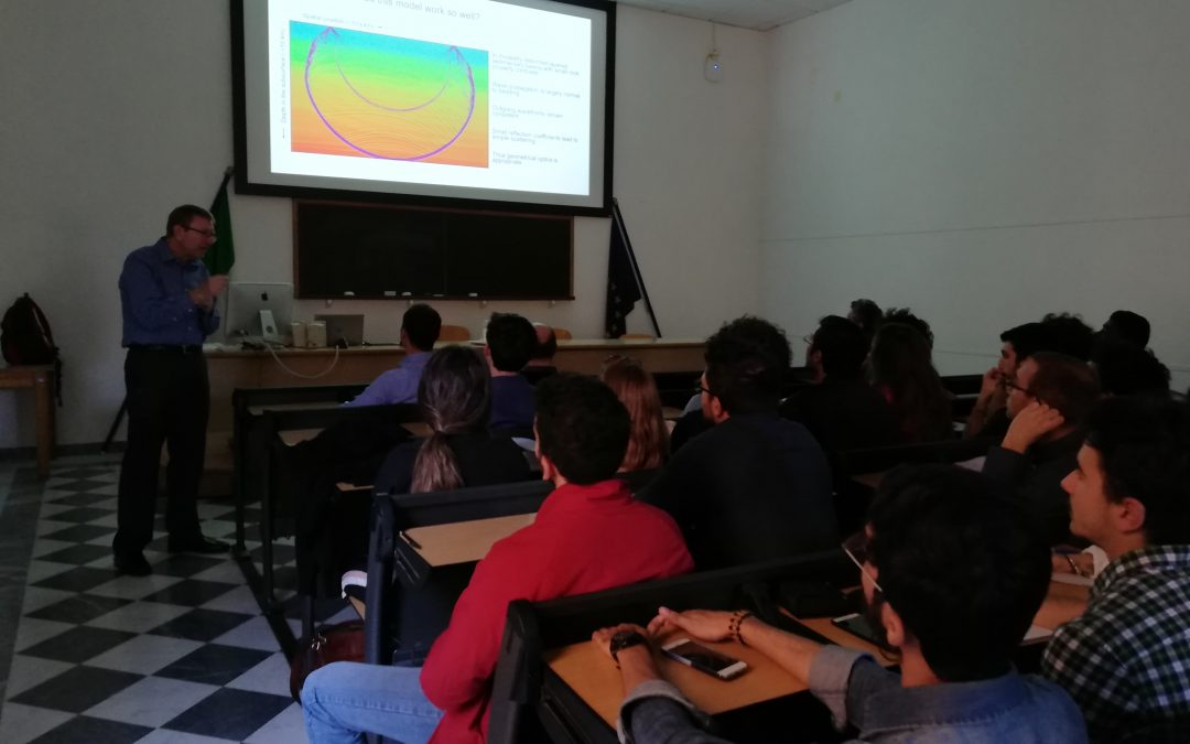 LO STUDENT CHAPTER DI PISA