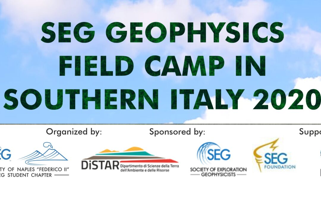 SEG Geophysics Field Camp in Southern Italy 2020