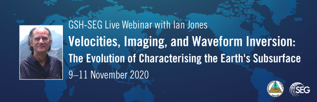Webinar: Velocities, Imaging and Waveform Inversion