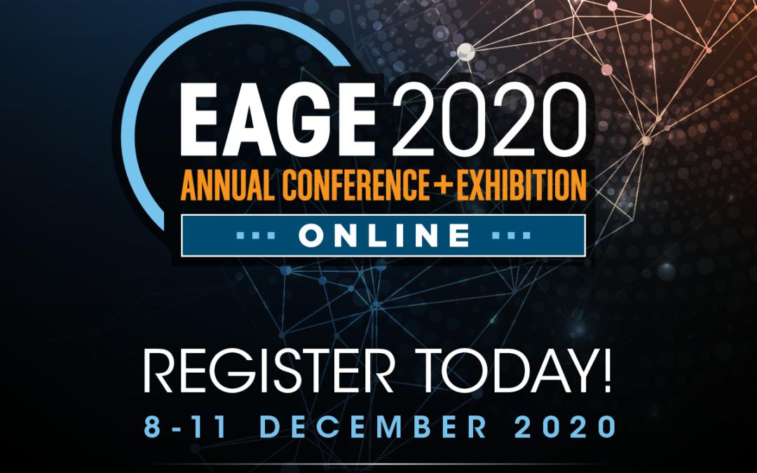 EAGE 2020 ONLINE Conference & Exibition