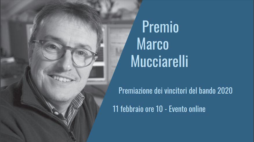 Premiazione Premio Mucciarelli 2019