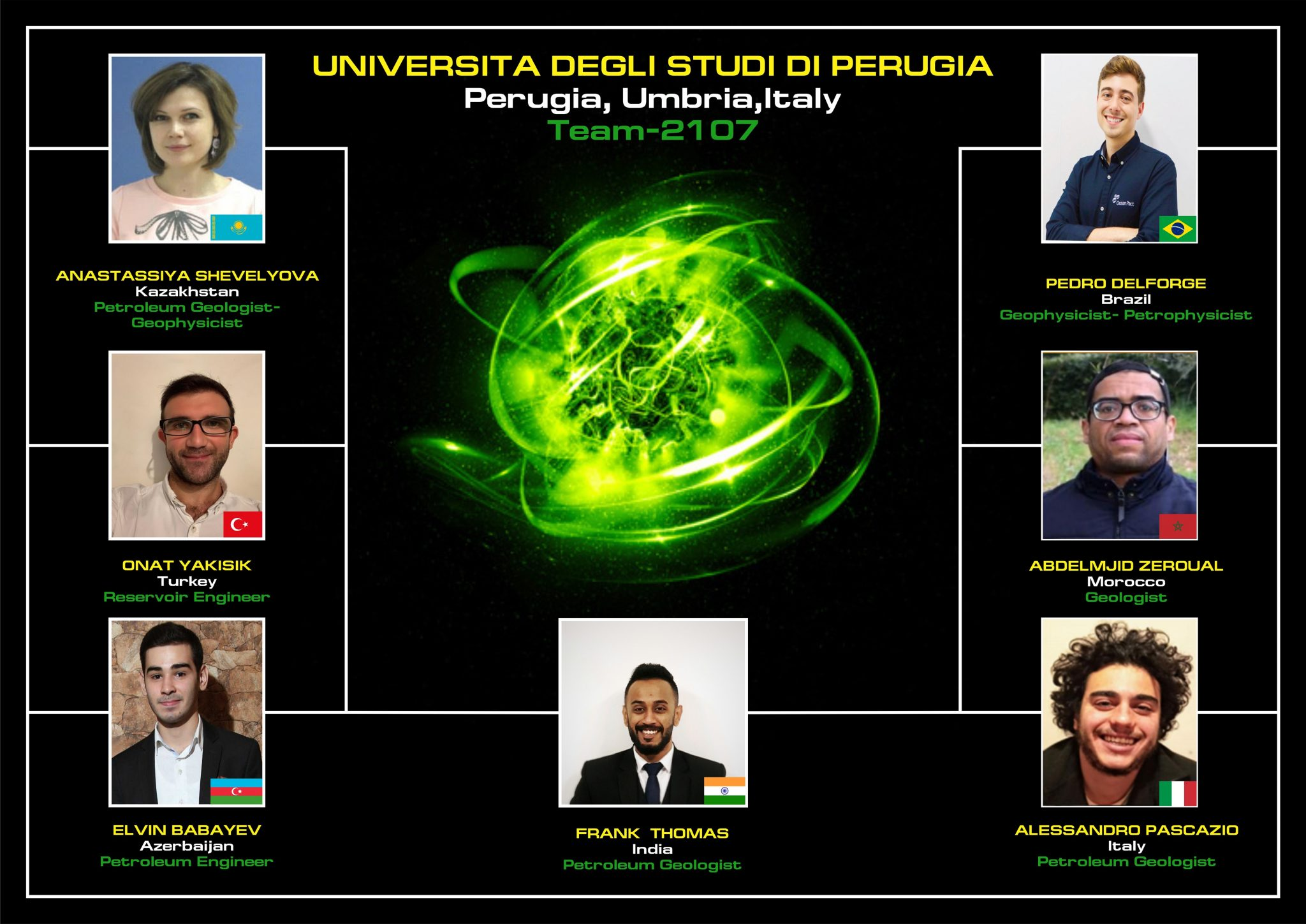 SEG EVOLVE PROGRAM: L'UNIVERSITA' DI PERUGIA C'E'!