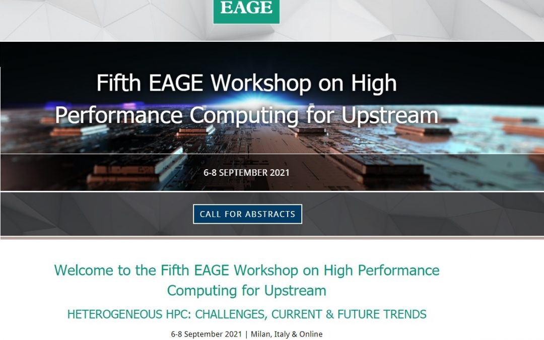 Fifth EAGE Workshop on High Performance Computing for Upstream