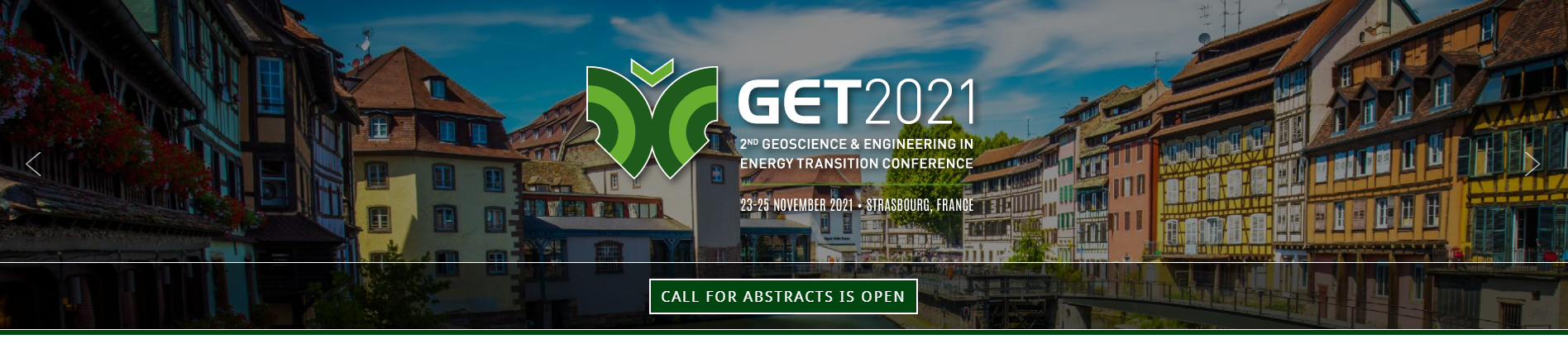 2nd Geoscience & Engineering in the Energy Transition Conference