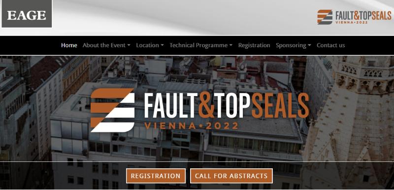 EAGE Fault & Top Seals Congress