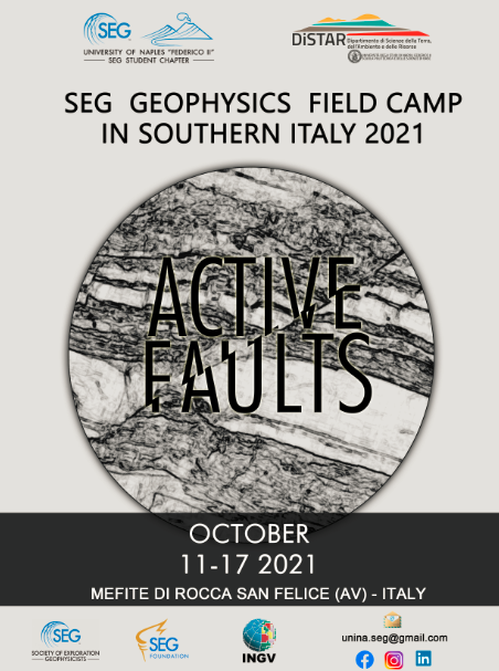 SEG Geophysics Field Camp in Southern Italy 2021